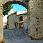 Lagrasse、Aude、Occitanie、フランス。