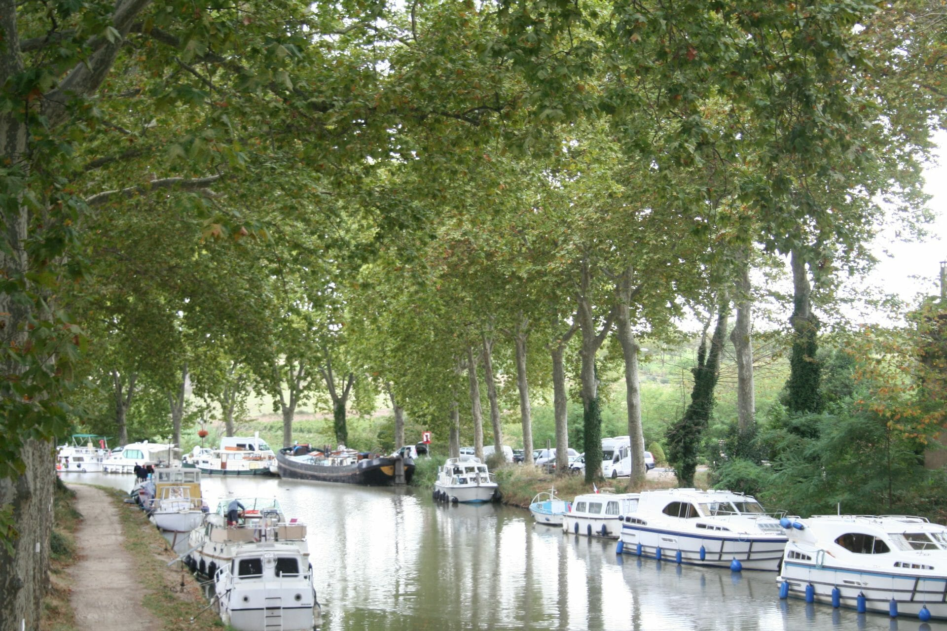 Canale di Capestang