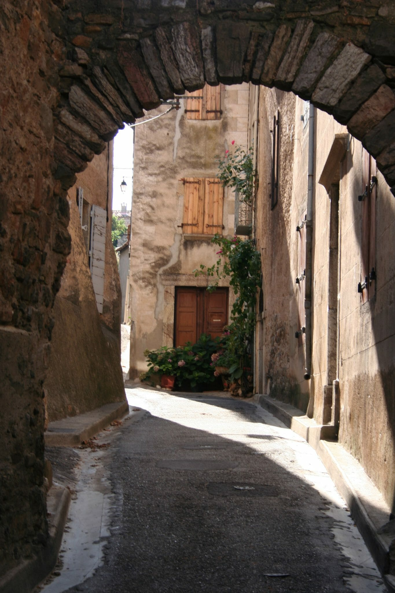 Roquebrun, Hérault, Francia